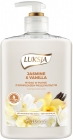 Luksja Essence Jasmine & Vanilla liquid soap