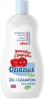 Dzidziuś Fito Gel and shampoo for kids, tomato and pepper