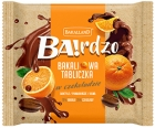 Бакалланд Ба! Bakaliowa tabliczka w czekoladyadzie daktyle / pomarańczkami / кофе