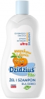 Dzidziuś Fito Gel and shampoo for children, carrots and pumpkin