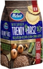 Melvit Trendy Stuffing: trigo sarraceno, lentejas verdes, calabacín, champiñones, relleno de albóndigas.