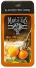 Le Petit Marseillais 3 in 1 shower gel for men. Orange tree and argan oil
