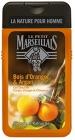 Le Petit Marseillais 3 в 1 гель для душа для мужчин. Апельсиновое дерево и аргановое масло