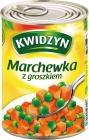 Kwidzyn Marchewka z groszkiem