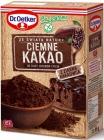 Д-р Эткер темное какао без глютена
