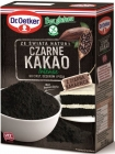 Д-р Oetker Black Cocoa Intense без глютена