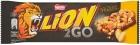 Lion 2Go Peanut Baton с арахисом, изюмом, клюквой, рисовыми чипсами