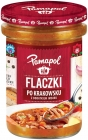 Pamapol Flaczki in Cracow with the addition of ginger