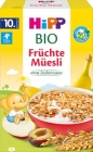 Hipp Muesli Bananas-Apples-BIO Plums