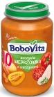 BoboVita Saftiges Schweinefleisch mit Gemüse