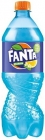 Fanta Shokata Carbonated drink with a lemon flavor and a elderberry flower