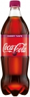 Coca-Cola Cherry Taste Carbonated drink with cola and cherry flavor