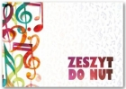 Interdruk Zeszyt do nut  A5