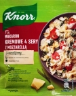 Crema Knorr Fix 4 quesos con mozzarella