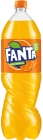 Fanta orange fizzy drink