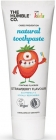 Humble Brush Strawberry toothpaste for children with fluoride