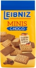 Leibniz Minis Choco Печенье в молочном шоколаде
