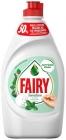 Fairy Sensitive Dishwashing flüssiger Teebaum mit Minze