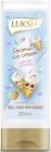 Лукся Кокосовое мороженое Крем-гель для душа с ароматом кокосового мороженого