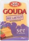 Mlekovita Gouda Cheese without lactose plasters