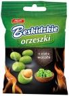 Aksam Beskidzkie Erdnüsse in einem Wasabi-Teig