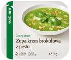 Eat Me ZUPA KREM BROKUŁOWA Z PESTO