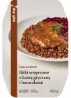 Eat Me Bitki Wieprzowe z Kaszą