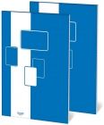 Bantex Grid офисный блок А5 100 листов