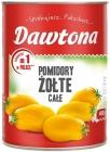 Dawtona Pomidory żółte całe