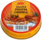 B & K Würziger Salat mit Makrele