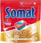 Somat Gold Tabletten zum Geschirr spülen in der Spülmaschine