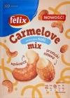Felix Carmelove со щепоткой соли, смесь арахиса и кешью