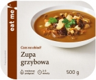 Eat Me Mushroom soup