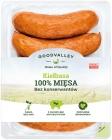 Goodvalley Kiełbasa 100% mięsa