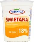Viernes sopa crema 18%