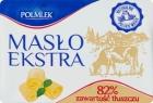 Polmlek masło ekstra 82% tłuszczu