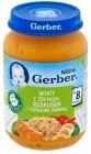 Gerber Bataty z żółtkiem kuskusem
