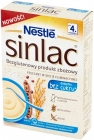 Nestle Sinlac A gluten-free cereal with no added sugar