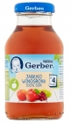 Gerber 100% apple juice grapes