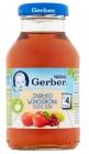Gerber 100% sok jabłko winogrona