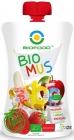Bio Food Mus truskawkowo - bananowo