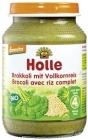 Holle Brokuły z ryżem