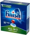 Finish All in 1 Таблетки для мытья посуды в посудомоечной машине