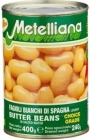 Metelliana Fasola biała hiszpańska