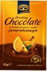Kruger Drinking chocolate with reduced fat, orange flavor