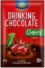 Kruger Drinking chocolate with reduced fat, cherry flavor