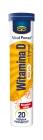 Kruger Vitamin D 800 IU lemon flavor Dietary supplement