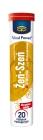 Kruger Ginseng + 10 vitaminas sabor naranja Suplemento dietético