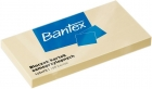 Bantex Sticky notes in block 125x75 mm