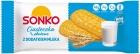 Sonko Cereal cookies with milk